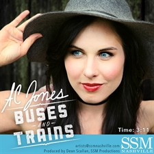 Check out her new release 'Busses & Trains'